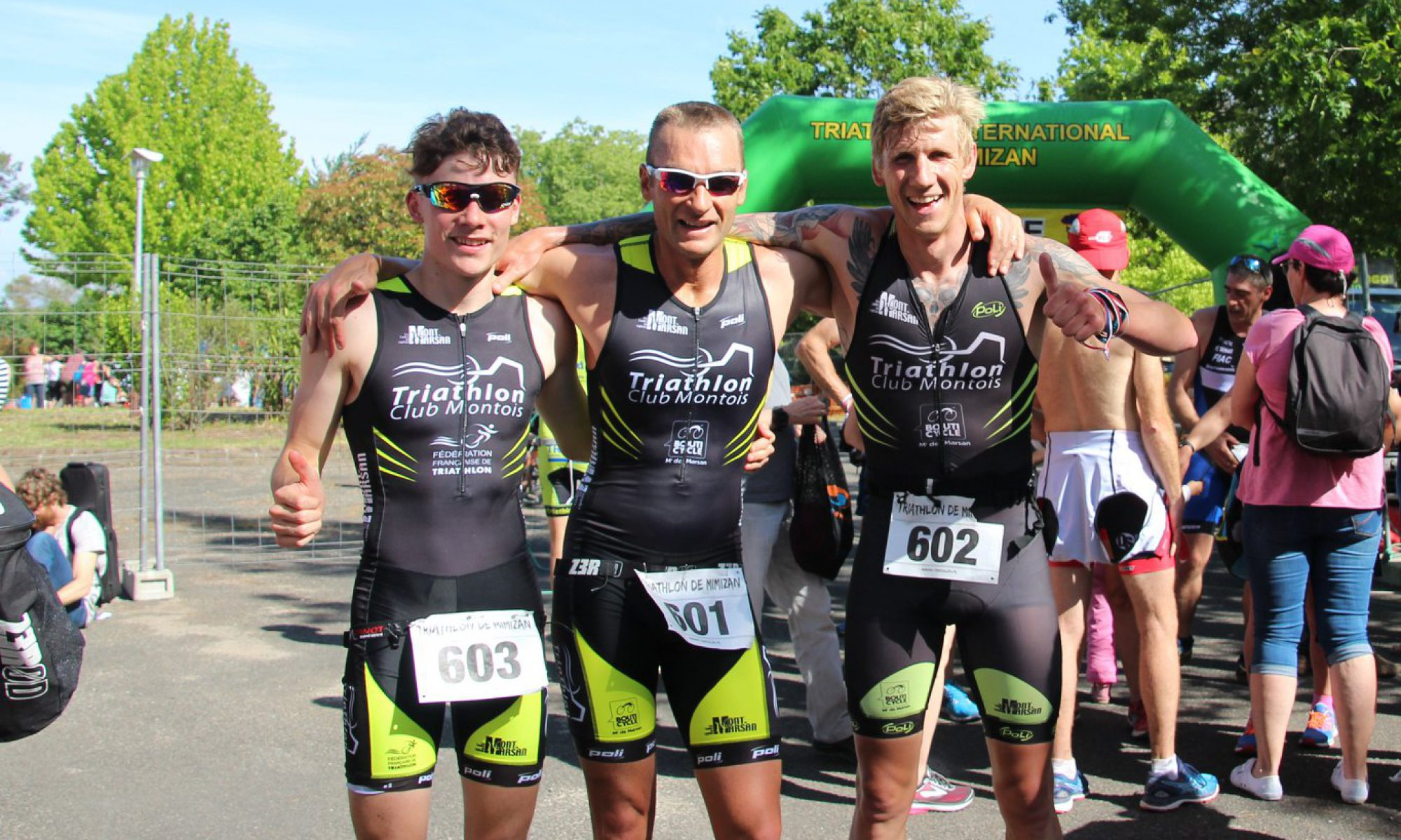 Triathlon Club Montois